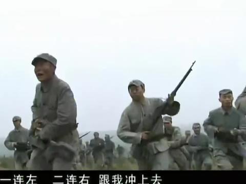 一场战斗下来,六分区几乎全军覆没,陈大雷心如刀绞啊!