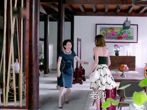 因为遇见你:张雨欣回国帮助老师,却没想到竞争对手竟是自己妹妹