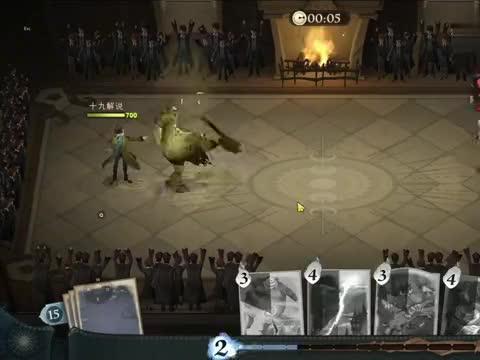 哈利波特魔法觉醒Glog:前往魔法角斗场,激烈战斗,变成魔法师