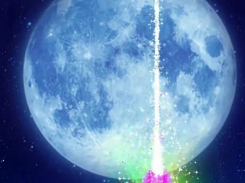 流星降落,神奇的一幕发生了