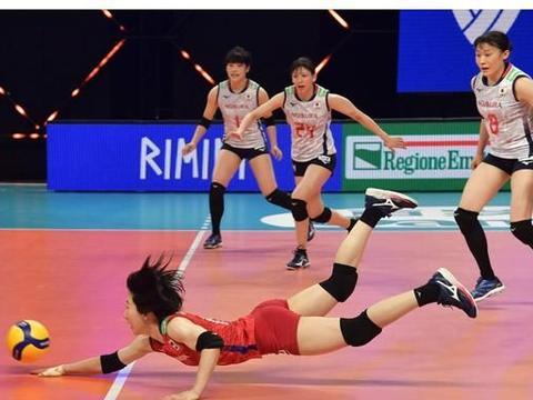 日本女排出线不是偶然,中田久美效仿郎平