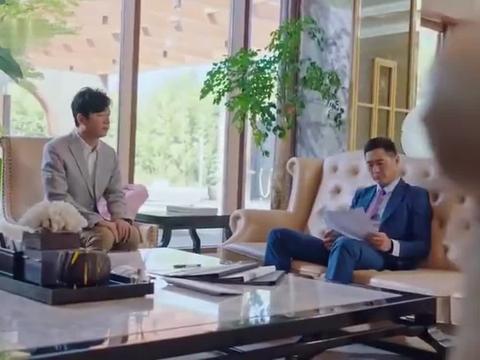 《逆流而上的你》面试官看杨光对家庭负责,决定录用杨光