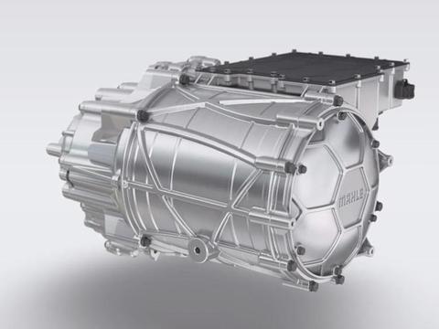 德国新型纯电动汽车电机曝光,不用稀土,磁铁,传动效率96%以上
