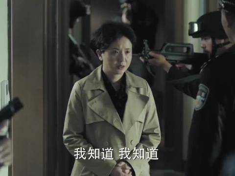 人民:刑警来祁同伟家抓人,他老婆却说一个月都没回过家了