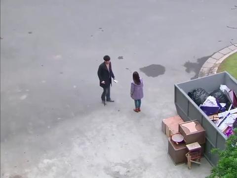 小秋把戒酒药扔进垃圾箱,大总裁直接跳进去,受伤了