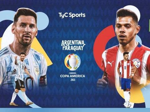 梅西平国家队出场纪录,美洲杯1-0胜巴拉圭,小组提前出线