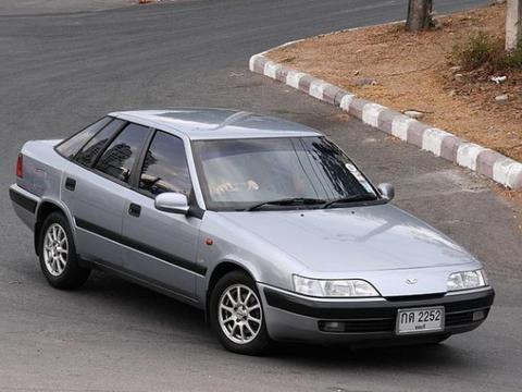 仅20年便到巅峰的韩系品牌,最终遗憾破产,大宇汽车的背后故事