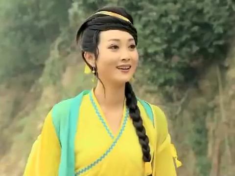 孙二娘接武松下山,来了18回一次也没见着,武松僧人不能见女人