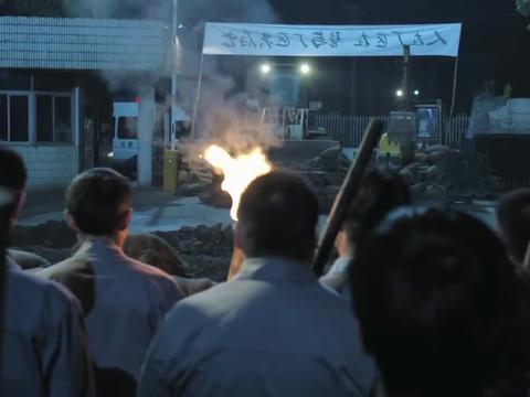 人民的名义:郑西坡苦口婆心的劝王文革别点火,话没说完就被抓了