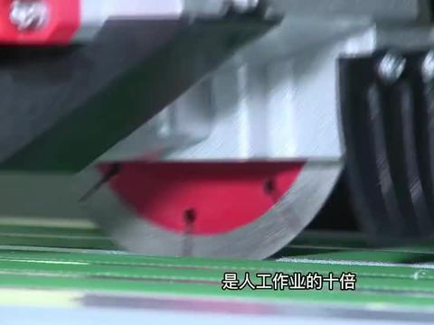 """切割机中的""""金轮法王""""?大叔发明瓷砖切割机,3秒切割高效无尘"""