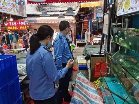 不沥水、低价鱼冒充高价鱼,厦门网红打卡地2家海鲜加工店被处罚