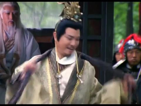 姜子牙故意为难姬昌,让姬昌当马夫拉车,原来姜子牙是另有用意