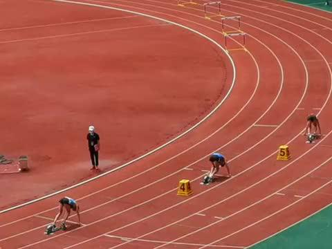 2021全国田径冠军赛暨奥运会选拔赛男子400米栏决赛