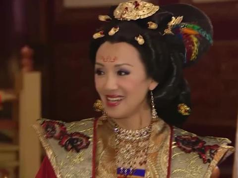 宫心计:金铃想飞上枝头,马将军骂她是婢女不配,皇上却护着金铃