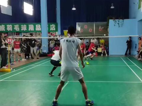 羽毛球:男双的节奏是真快,赶上国家队!