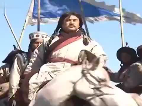 康熙王朝:葛尔丹把清廷赏赐烧了,把皇上气的不行,这家伙太猖狂