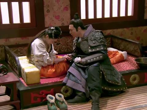 丫鬟忠心护主,可太上王后却要驱赶她出宫,背后原因令人心痛