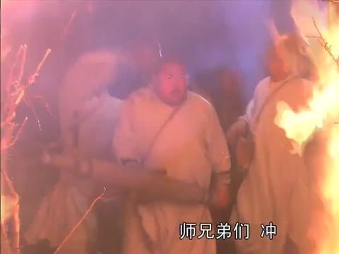 少林僧众堪称不败,戍边军也不堪一击,将军不得已召唤全军