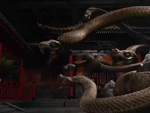 中国的上古凶神在英国博物馆复活