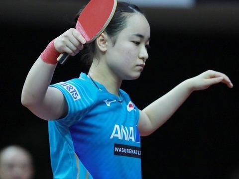 伊藤美诚改变世界乒坛格局,克制她的人不回来