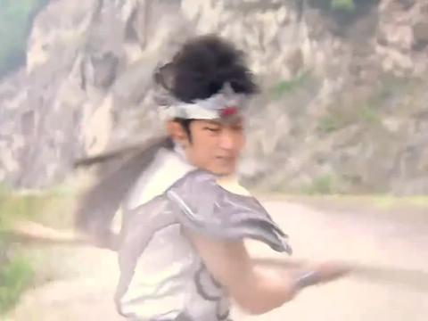 封神英雄榜23:龙王为报仇残害姬昌,姬昌一家联手制服龙王