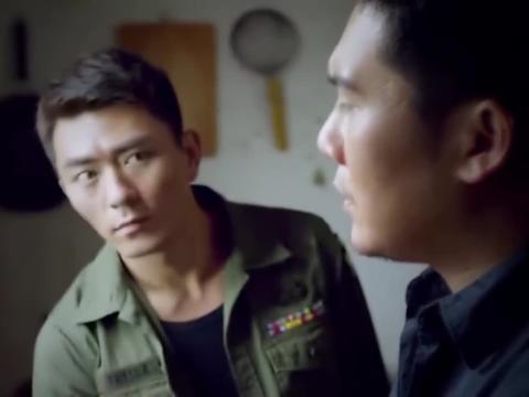 林之华假扮外卖小哥,两人合力抓捕嫌犯,年轻有为!