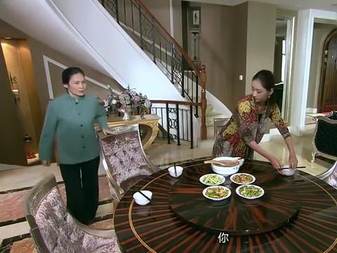 影视:儿媳给婆婆做早餐,婆婆没吃就叫保姆倒掉,儿子来了精彩了