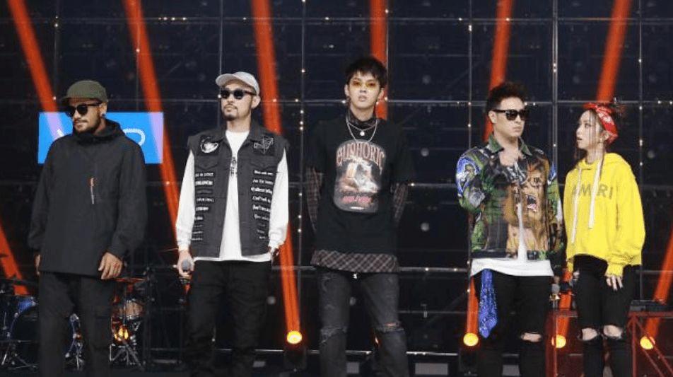 《少年Z说唱企划》导师阵容曝光,终于轮到idol当rapper的导师了
