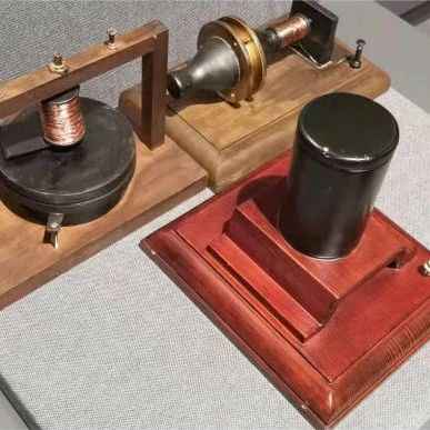 中国电信博物馆史话   三大发明 开启现代电信事业