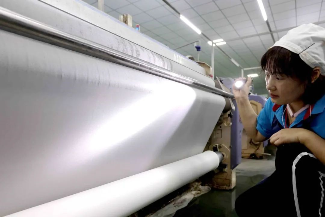就是今日纺织   走进这10家纺企/机构,感受令世界刮目相看的中国纺织业