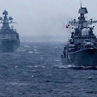 """俄军在美国家门口演练""""摧毁航母"""",华盛顿震动!"""