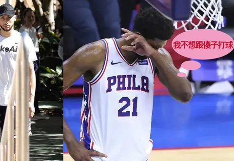 """布克打破""""卡戴珊魔咒"""",西蒙斯的摆烂和NBA名媛詹娜有关?"""