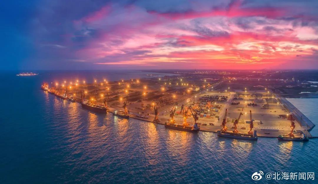 北海港口岸再添2个对外开放泊位