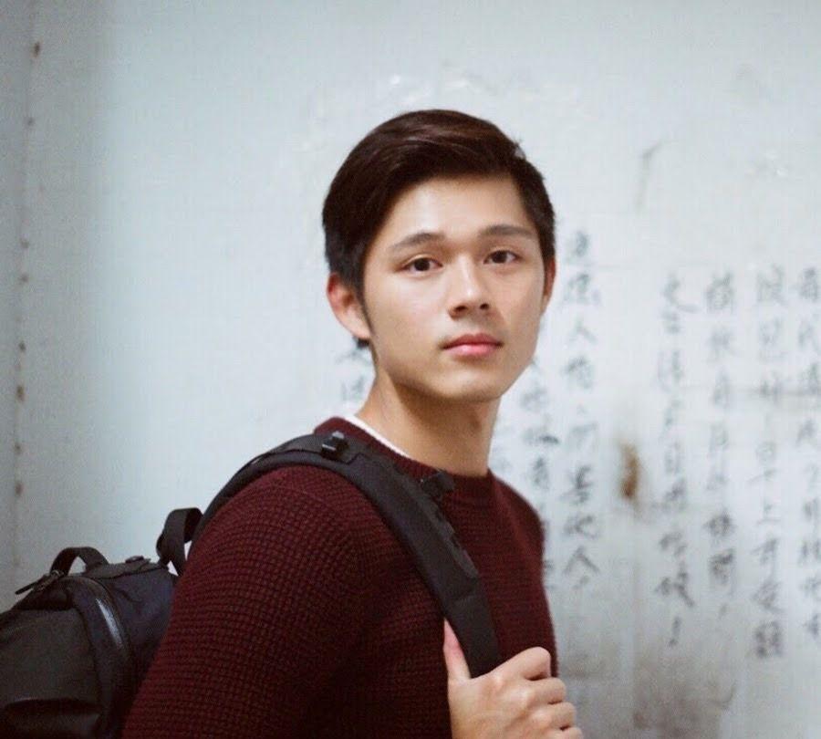26岁帅气男星电影演出经验丰富,签TVB一年就有剧拍