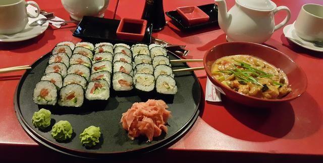 寿司加盟店做好这5大装修细节,业绩增涨30%!