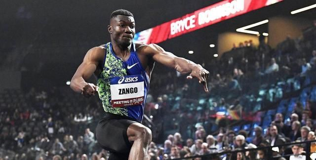 17米83,28岁田径三级跳名将战胜世锦赛亚军夺冠 年初破世界纪录