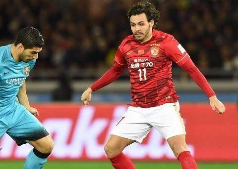 广州恒大8人上榜,保利尼奥领衔亚冠中国最佳阵容,见证恒大王朝