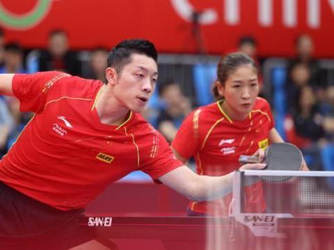 总决赛冠军连输4场:曾力压刘诗雯、许昕,如今打不过陪练