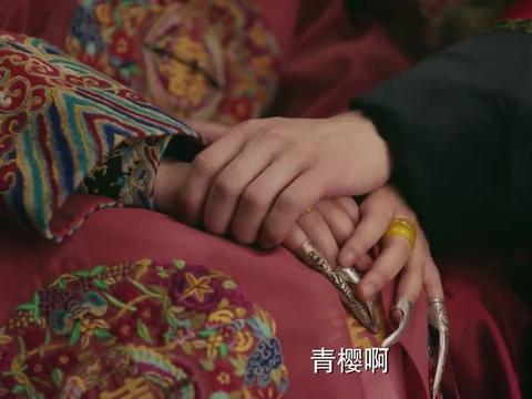 如懿传:福晋好惨啊,弘历对她只有爱敬和尊重,没有行周公之礼