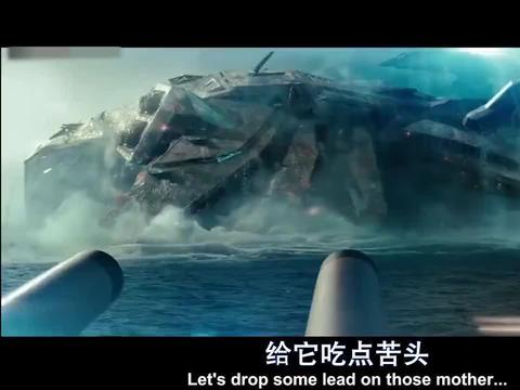 全程热血精彩,地球战舰大战外星战舰,建议不要一个人观看