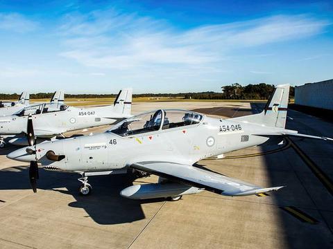 澳大利亚空军为PC-21教练机命名 维多利亚十字勋章获得者成榜样