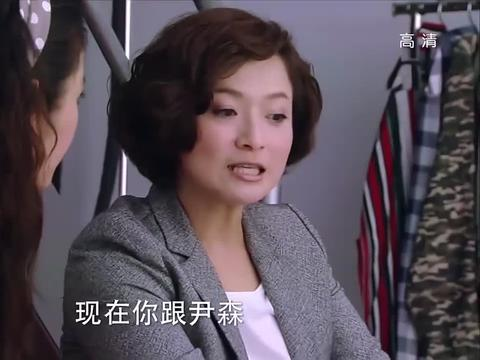 姐姐立正向前走:经纪人为了保住工作,让林心如帮自己说好话