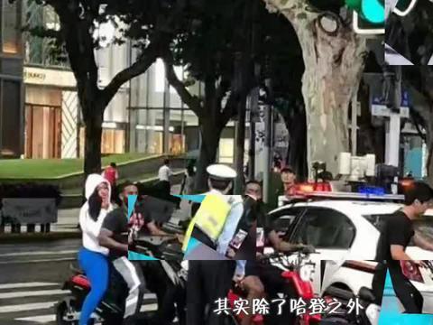 """在中国骑小电驴溜达,结果竟被交警""""单防""""了"""