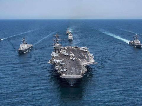 拆解零件维护核潜艇,美海军怎么了?专家:再不重视就要输掉战争