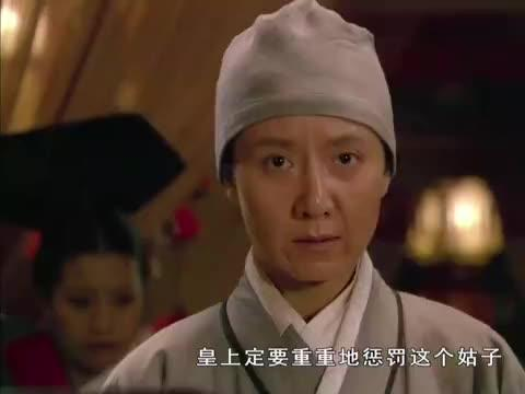甄嬛传:安陵容说出惩治静白的办法,原来她的手段如此狠辣!