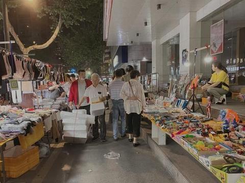 丹凤街夜市,南京的烟火气从这里开始