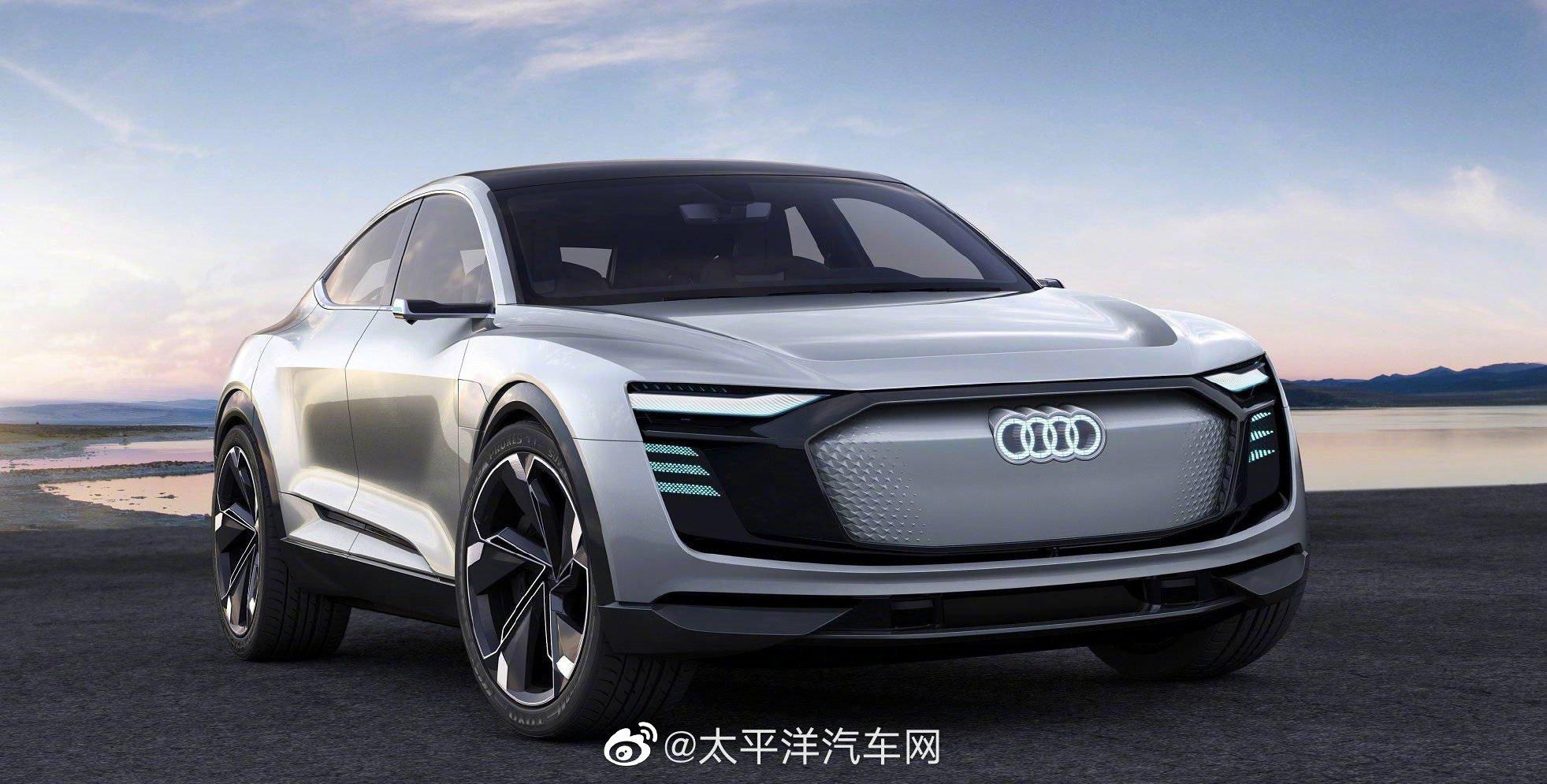 停售内燃机,奥迪将成纯电汽车制造商!