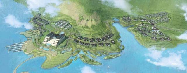 山东日照九仙山温泉风景区规划设计方案