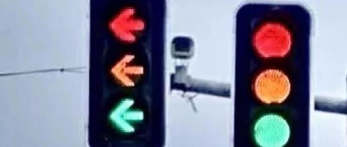 新版红绿灯启用!走错6分没了!