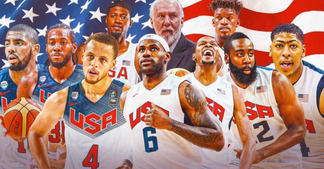 哈登做出明智选择,递补球星确认,美国男篮12人名单出炉